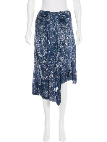 Zimmermann Tarot Silk Skirt w/ Tags