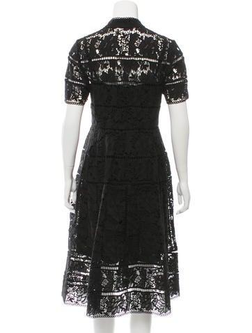 Zimmermann M Bel zimmermann gossamer bell lace dress clothing wzi21828 the realreal