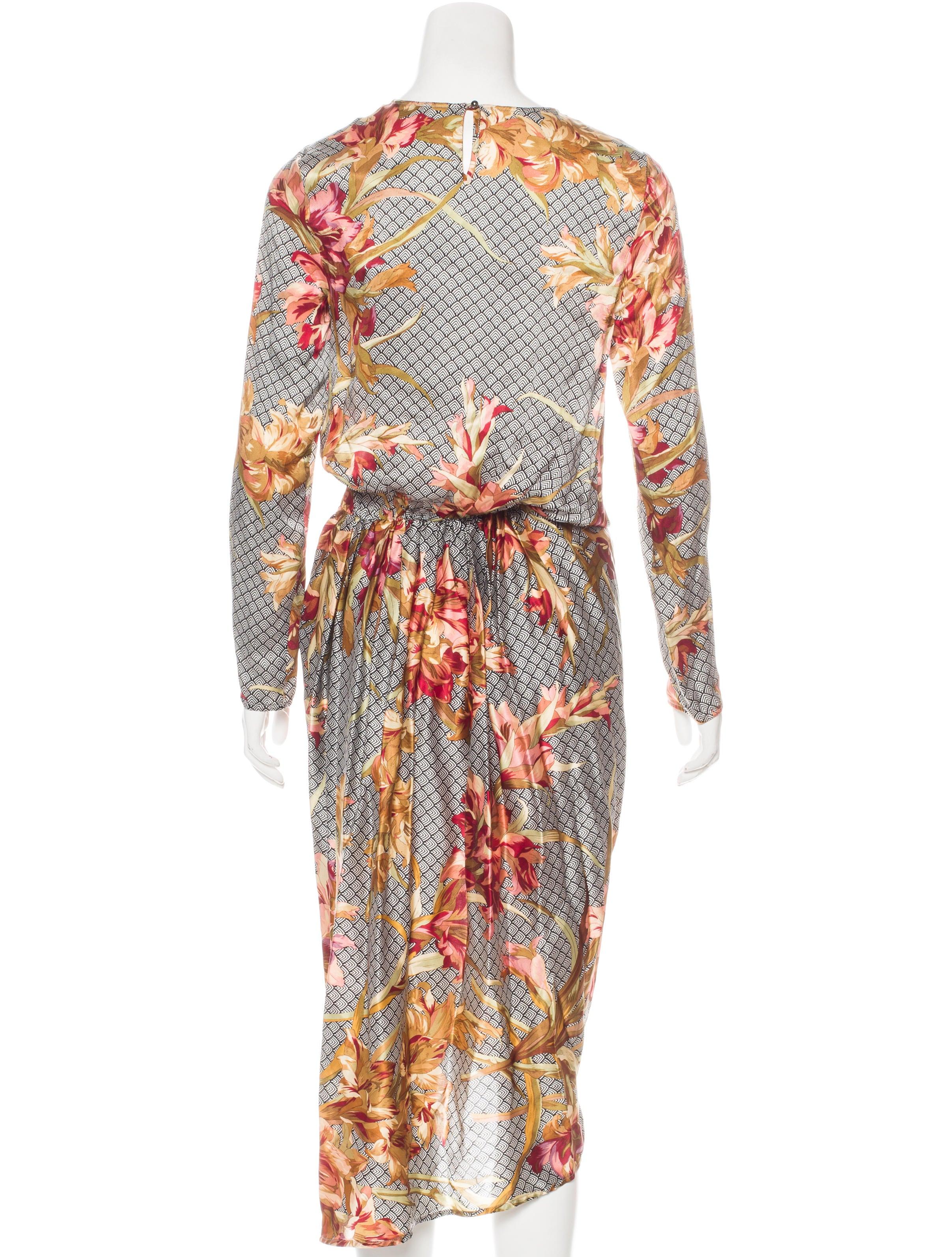 zimmermann carousel silk dress w tags clothing