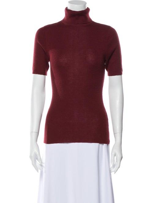 Zimmermann Wool Turtleneck Sweater Wool