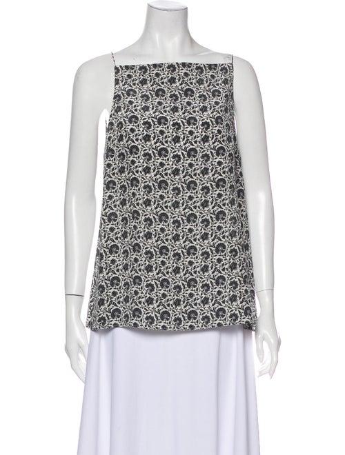 Zimmermann Silk Cami Silk Blouse w/ Tags White
