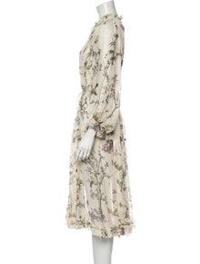 Zimmermann Maples Midi Length Dress w/ Tags