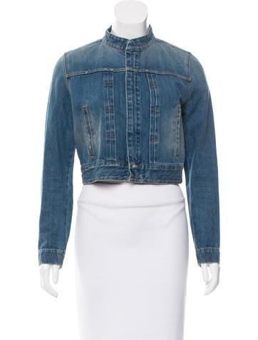 3x1 Cropped Denim Jacket