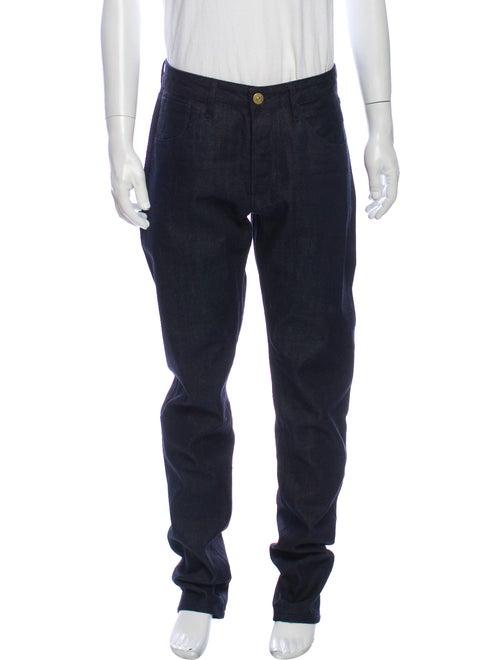 3x1 Skinny Jeans Blue