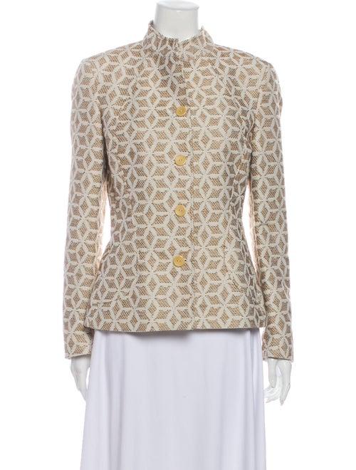 Zanella Printed Jacket