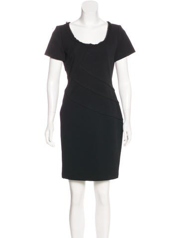 Z Spoke by Zac Posen Knit Mini Dress None