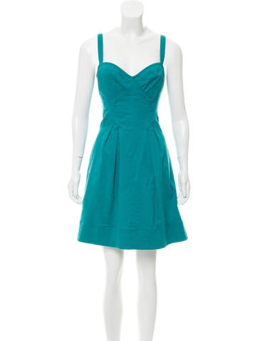 Z Spoke by Zac Posen Sleeveless A-Line Dress w/ Tags None