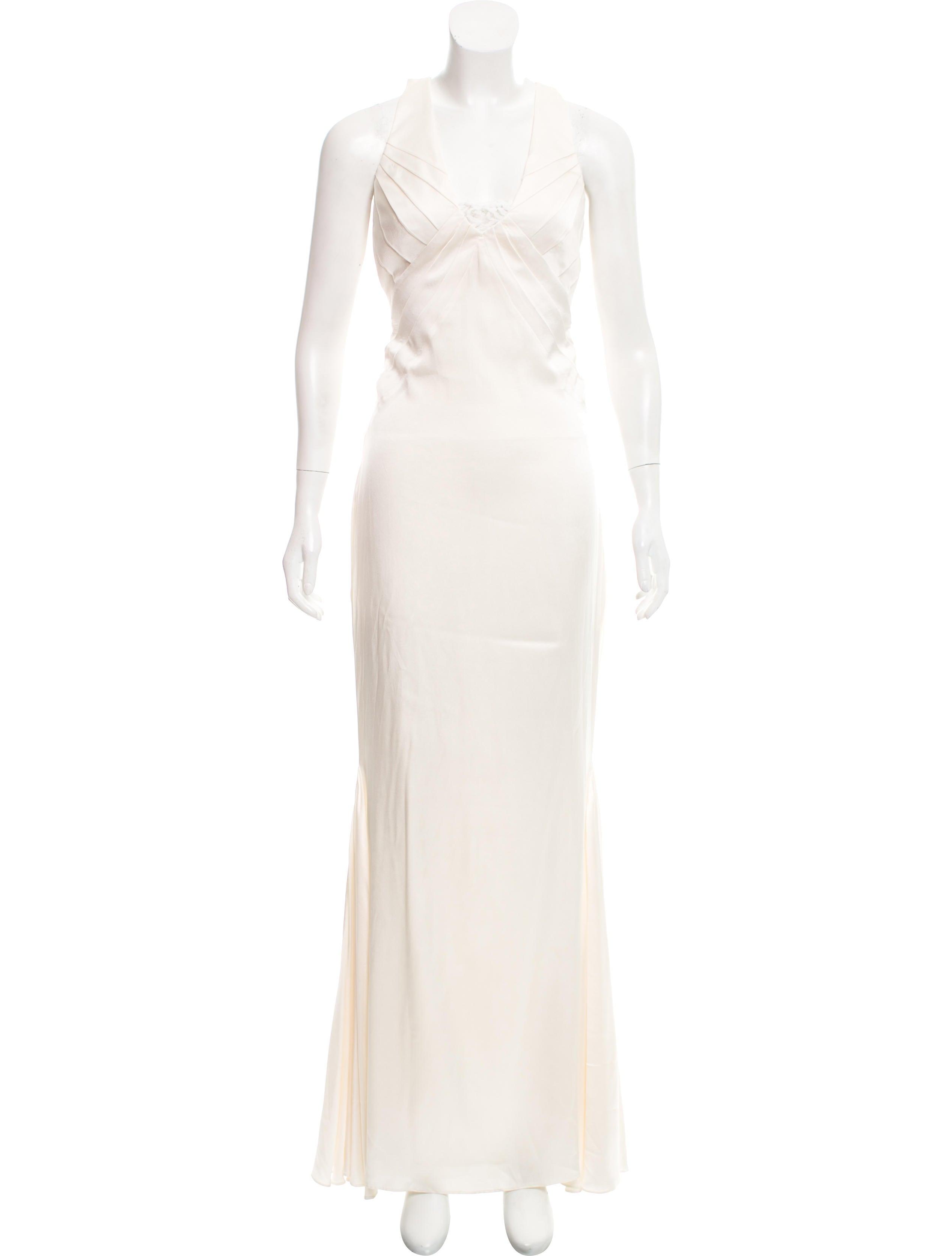 Z Spoke by Zac Posen Silk Evening Gown - Clothing - WZS21233 | The ...