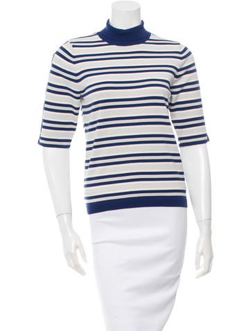 Tanya Taylor Lex Striped Top w/ Tags None