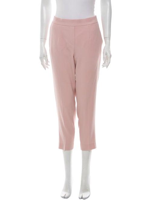 Babaton Straight Leg Pants Pink