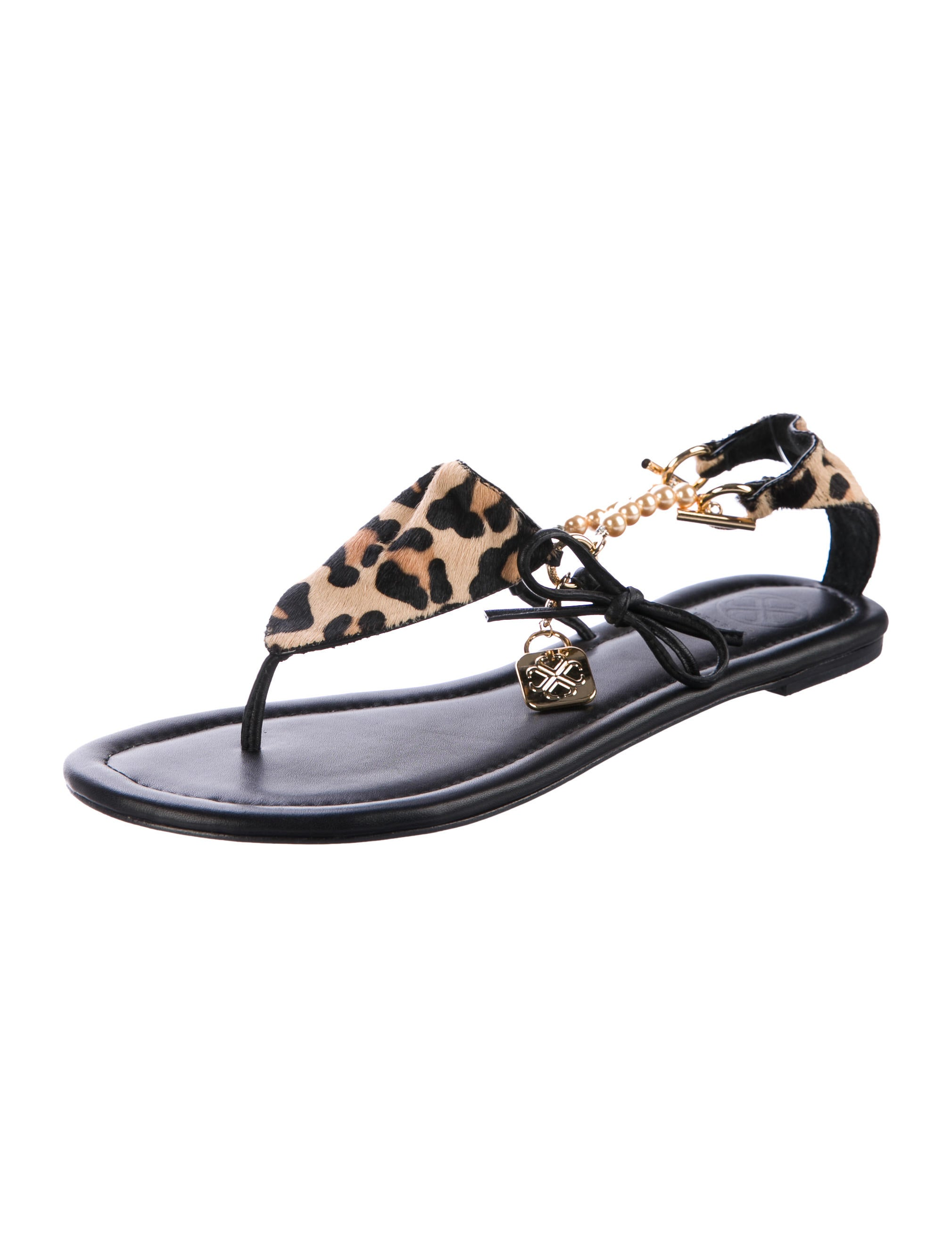discount outlet outlet real Luxtrada Safari Ponyahir Sandals YdfOV