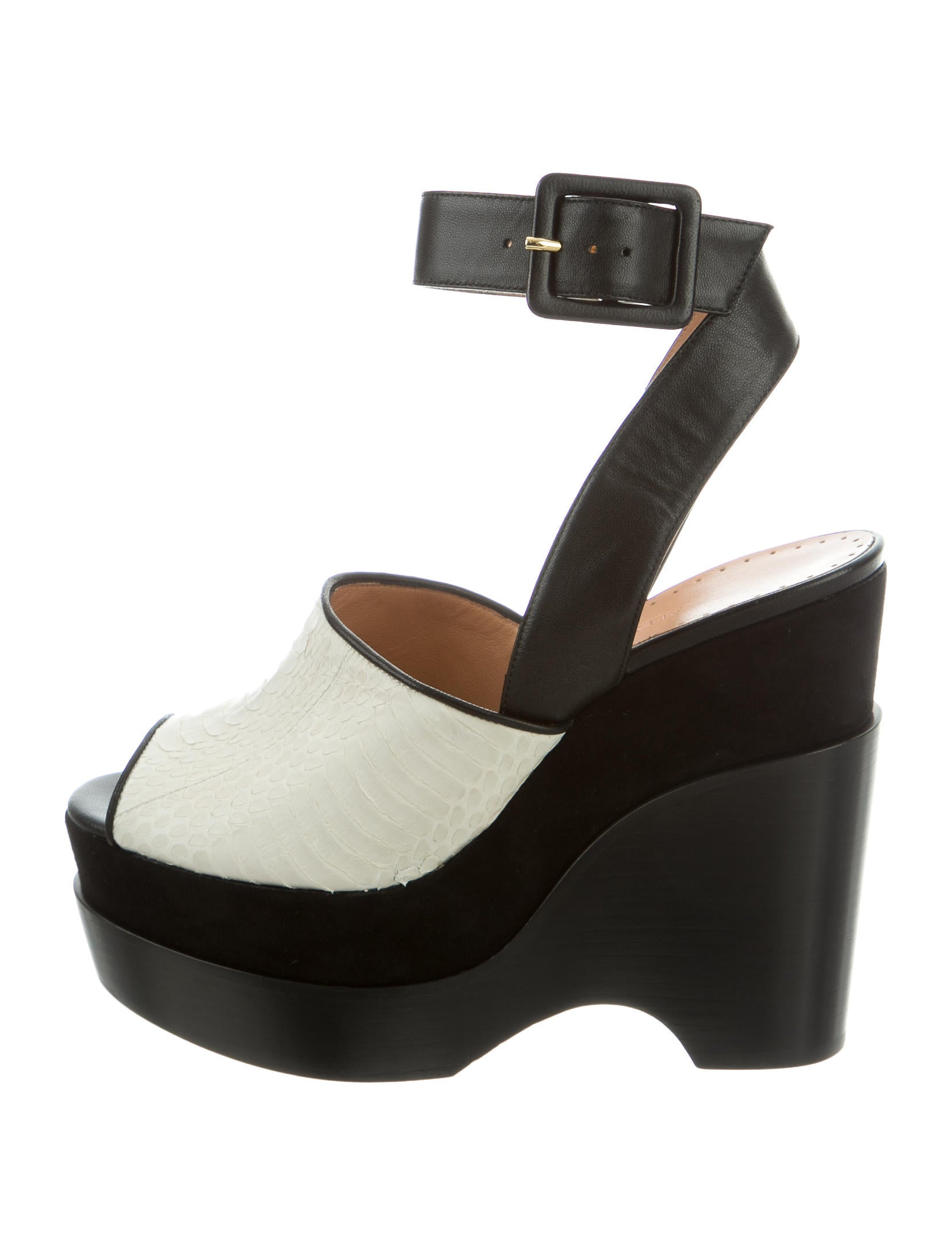 Alexa Wagner Rapunzel Platform Sandals w/ Tags sale lowest price free shipping great deals nvTk9