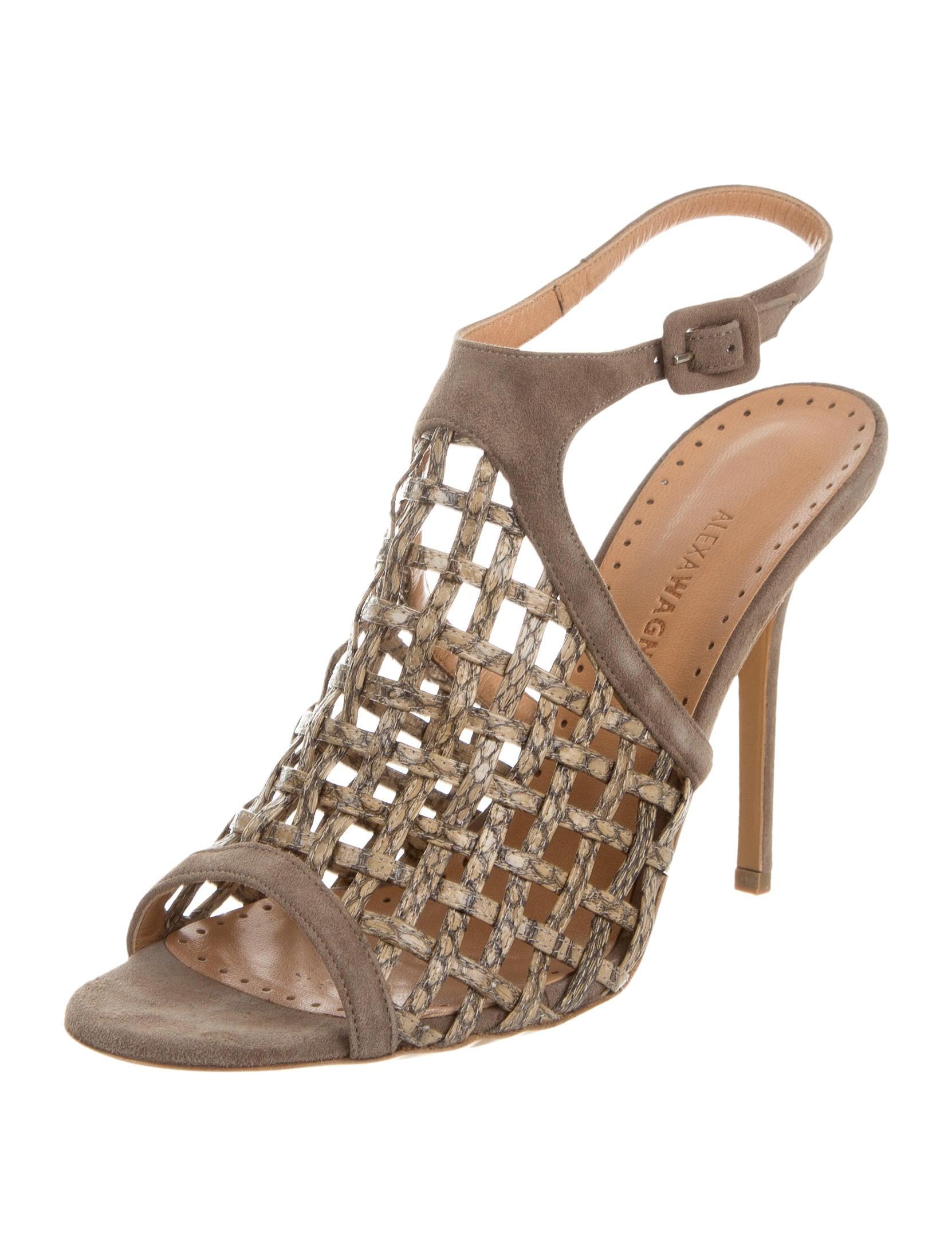 Alexa Wagner Linus Woven Sandals sale many kinds of ZFMr5V