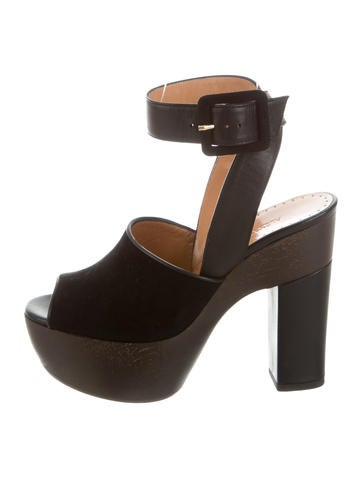 Alexa Wagner Rapunzel Platform Sandals w/ Tags free shipping cheapest price g1syXHY