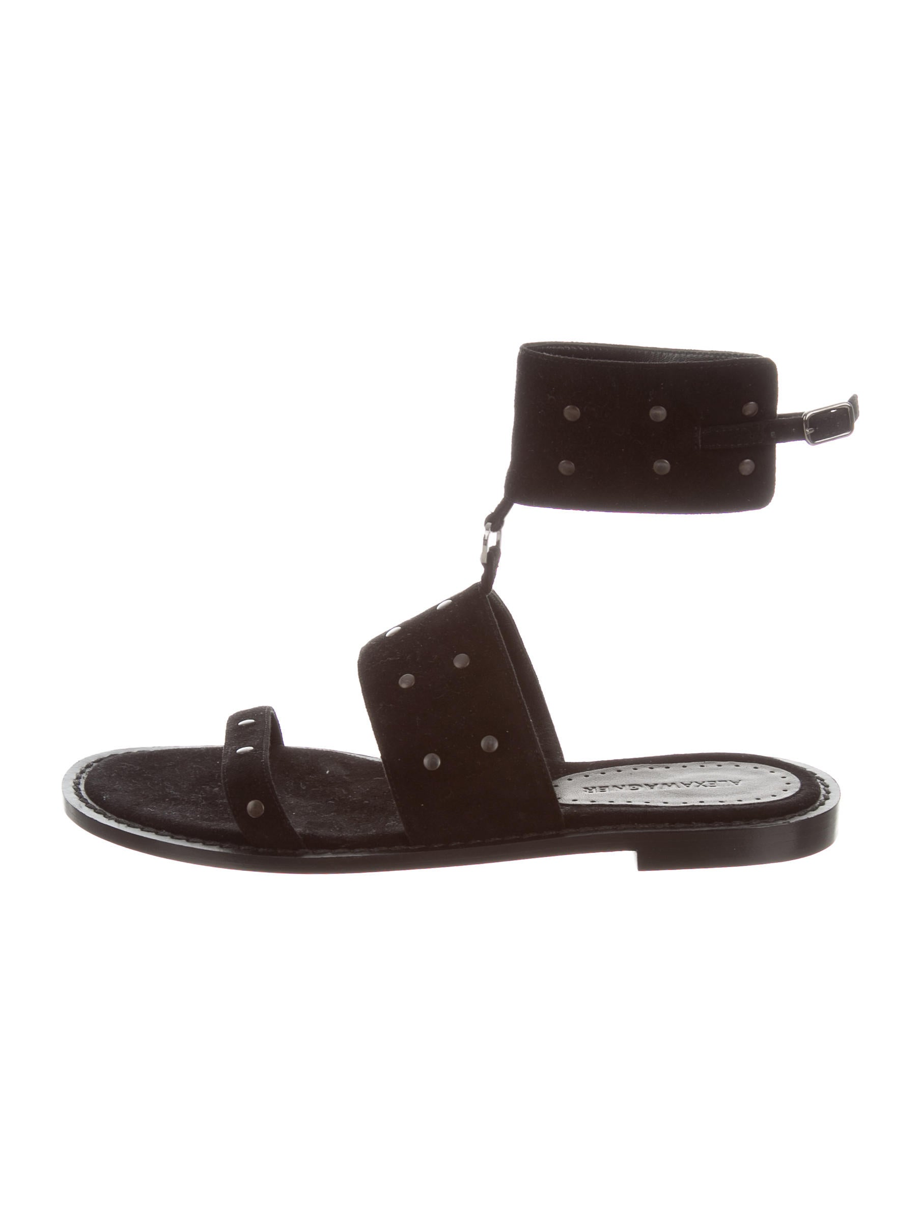 clearance authentic Alexa Wagner Fatima Studded Sandals w/ Tags sale supply buy cheap collections sale cheapest price RAnsO