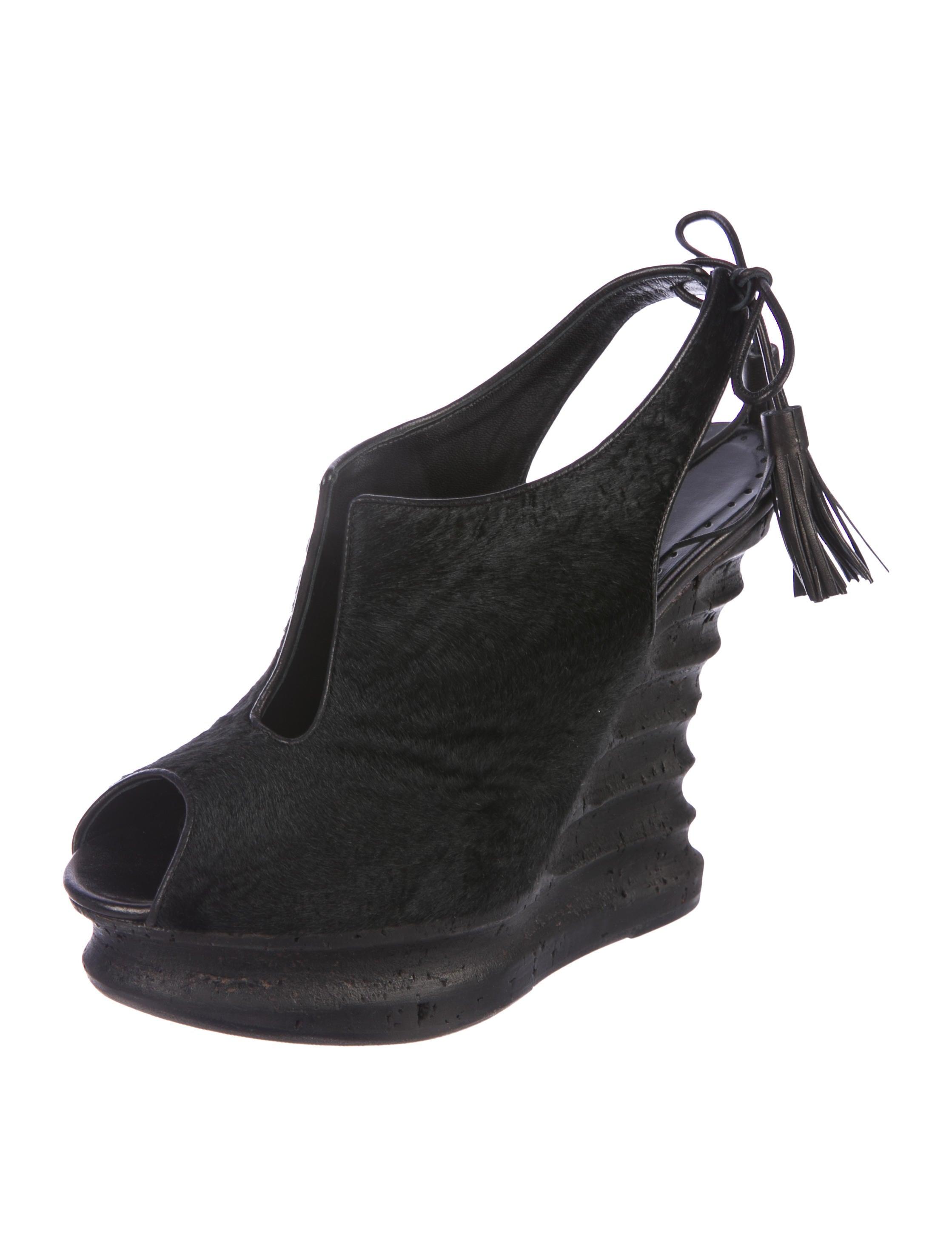 low price fee shipping Alexa Wagner Talita Wedge Sandals ebay online wide range of cheap geniue stockist ySSoJ