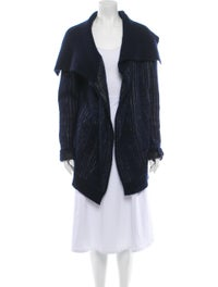 Yigal Azrouël Open Front Sweater w/ Tags
