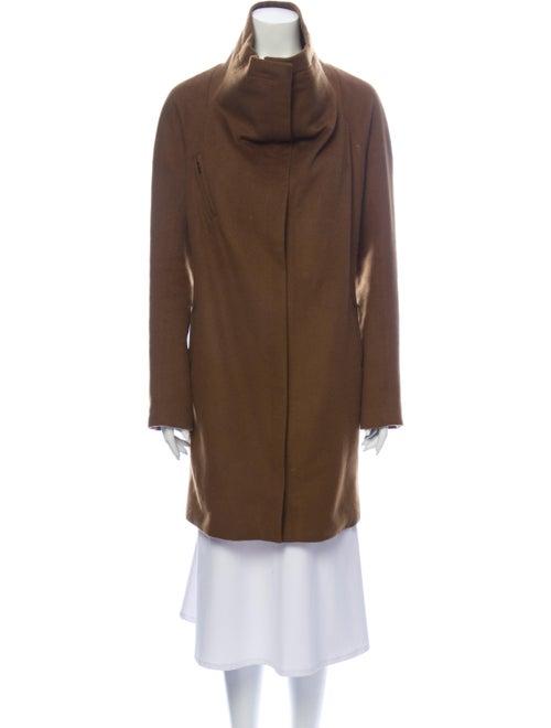 Yigal Azrouël Wool Coat Wool