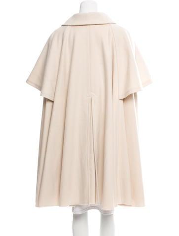 Wool A-Line Coat