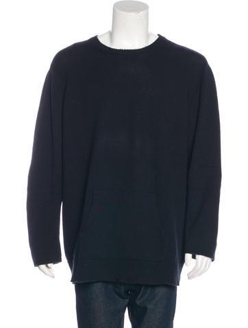 Yohji Yamamoto Pour Homme Wool Knit Sweater None