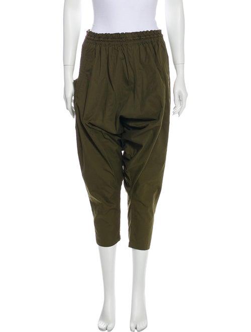 Yohji Yamamoto Sweatpants Green