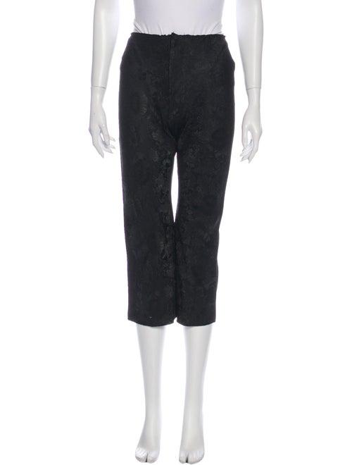 Yohji Yamamoto Wide Leg Pants Black