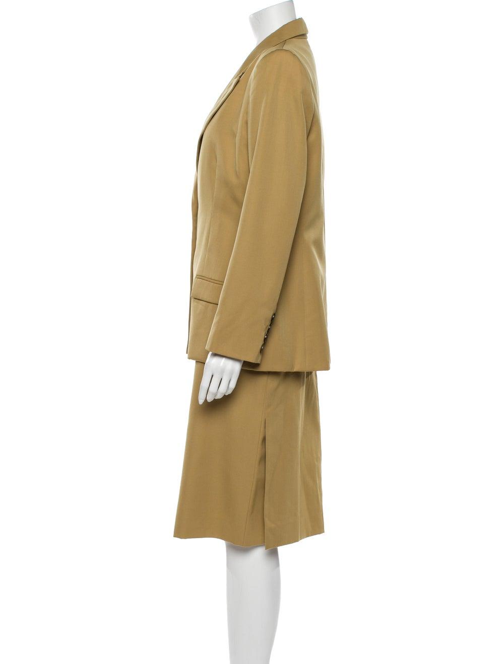 Yves Saint Laurent Rive Gauche Skirt Suit - image 2
