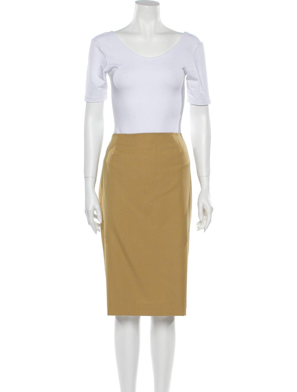 Yves Saint Laurent Rive Gauche Skirt Suit - image 4