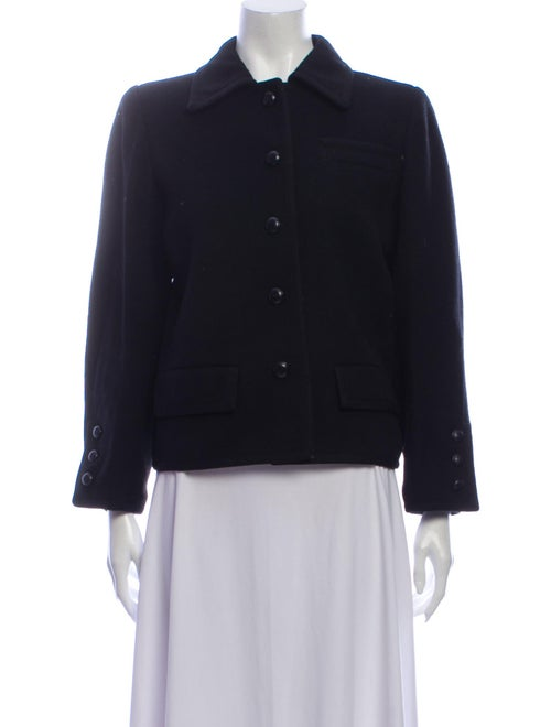 Yves Saint Laurent Rive Gauche Vintage Jacket Blac