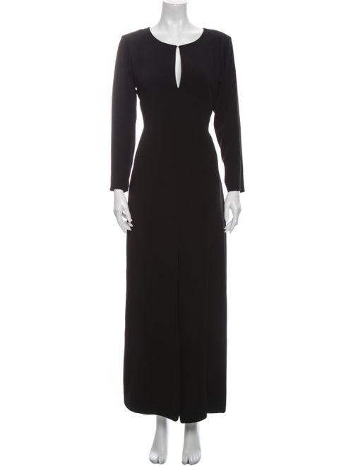 Yves Saint Laurent Rive Gauche Vintage Long Dress
