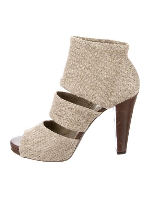 Yves Saint Laurent Rive Gauche Sandals