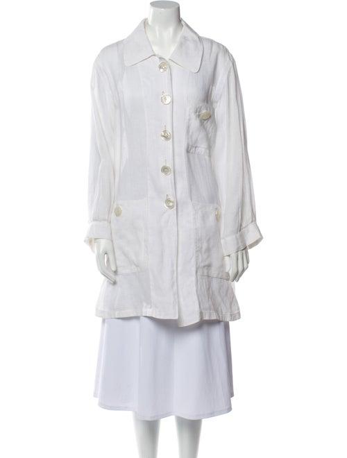 Yves Saint Laurent Rive Gauche Trench Coat
