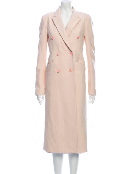 Charles Youssef Trench Coat Pink - image 1