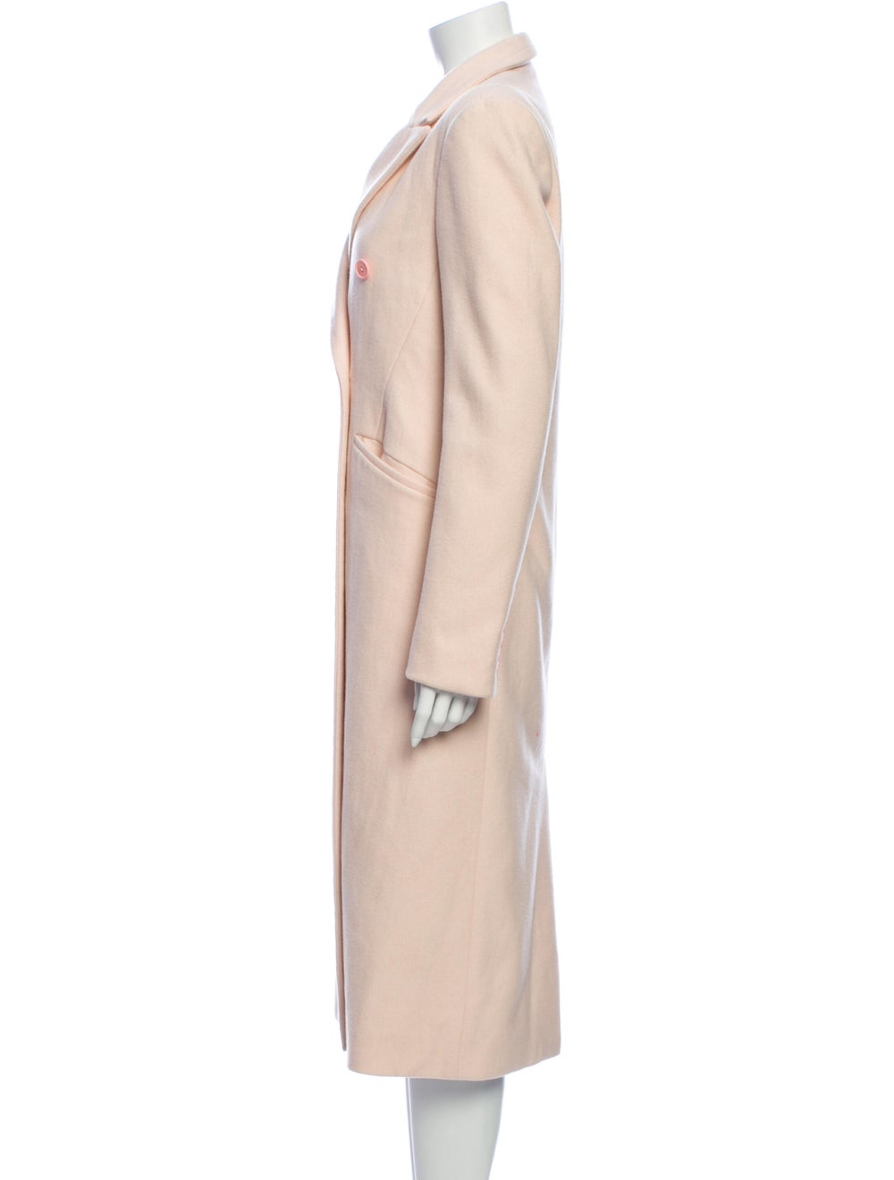 Charles Youssef Trench Coat Pink - image 2