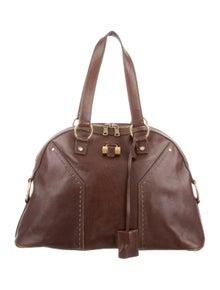 dc2eb3d635 Yves Saint Laurent Shoulder Bags | The RealReal
