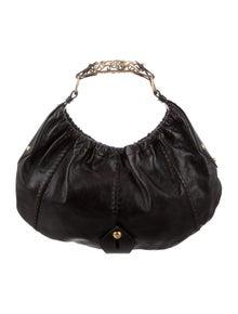 28c5c69bfd Yves Saint Laurent. Mombasa Hobo. $295.00 · Yves Saint Laurent. Leather  Hobo Bag