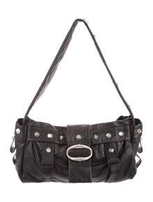 5d1d72d6e8 Yves Saint Laurent. Embellished Shoulder Bag