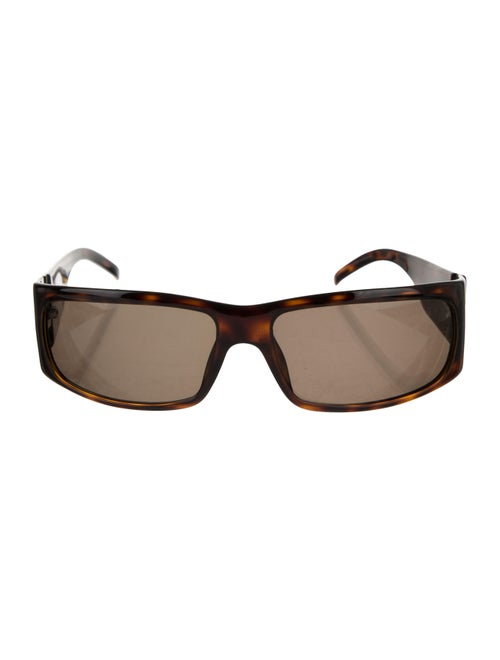 Square Tinted Sunglasses by Yves Saint Laurent