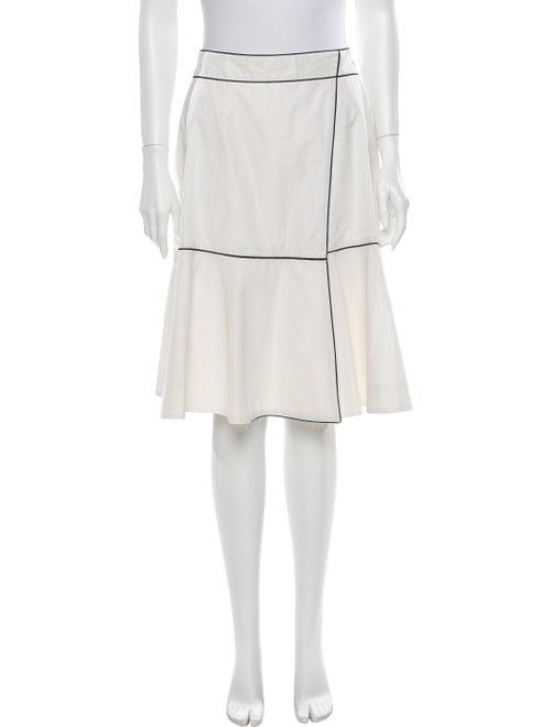 Yves Saint Laurent Knee-Length Skirt