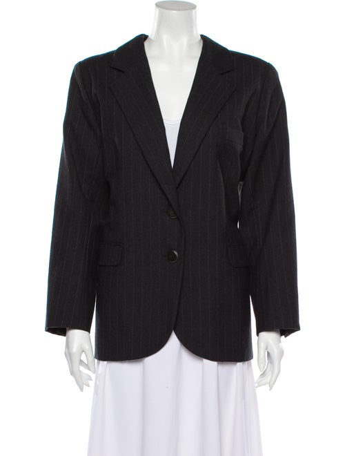 Yves Saint Laurent Wool Blazer Wool