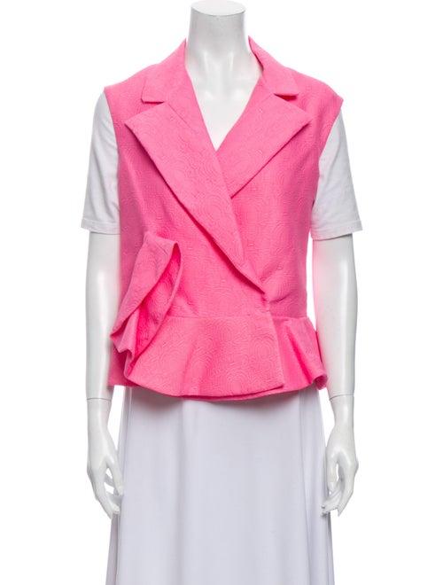 Yves Saint Laurent Vest Pink