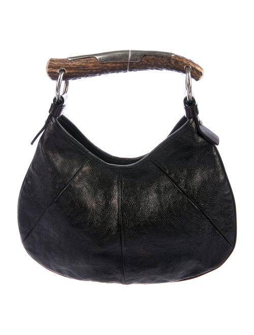 Yves Saint Laurent Mini Mombasa Bag Black