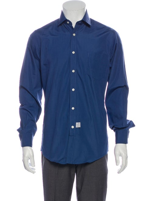 Yves Saint Laurent Long Sleeve Dress Shirt w/ Tags