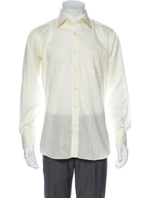 Yves Saint Laurent Long Sleeve Dress Shirt