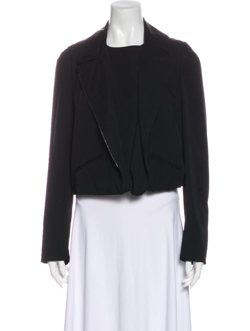 Yves Saint Laurent Wool Jacket Wool