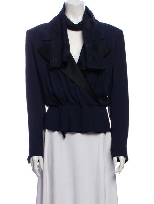 Yves Saint Laurent Vintage 1970's Evening Jacket … - image 1