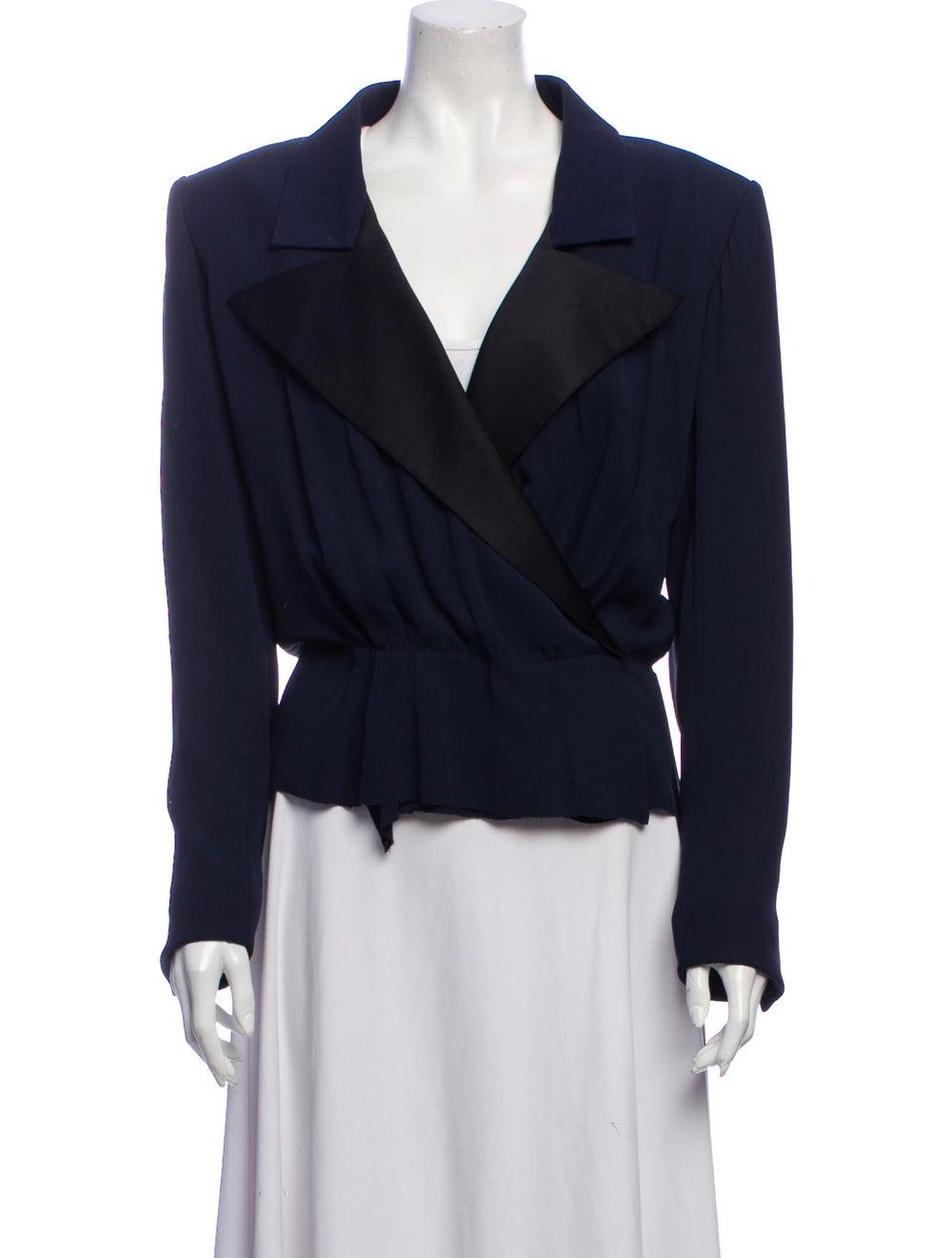 Yves Saint Laurent Vintage 1970's Evening Jacket … - image 4