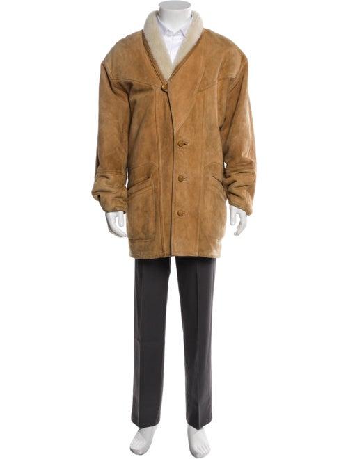 Yves Saint Laurent Vintage 1970's Overcoat