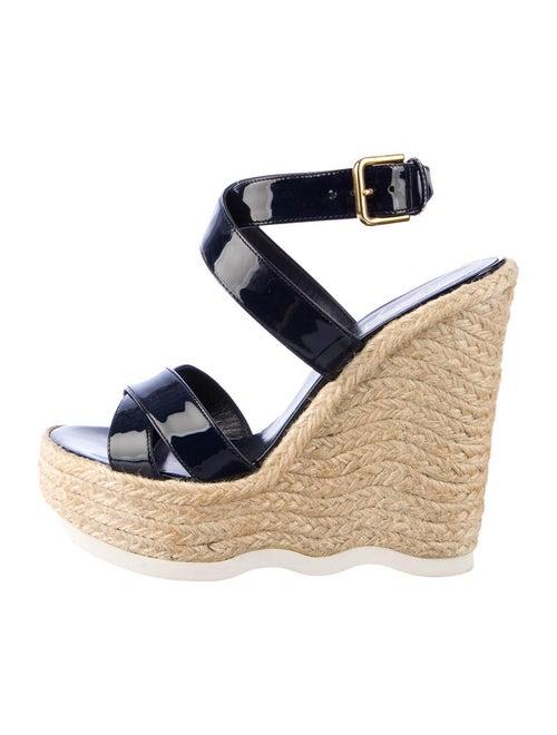 012a59824 Yves Saint Laurent Saint Malo Sandals - Shoes - YVE22304 | The RealReal