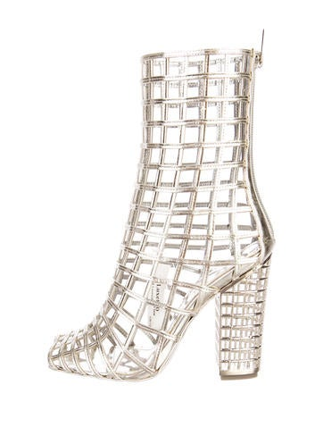 Cage Boots